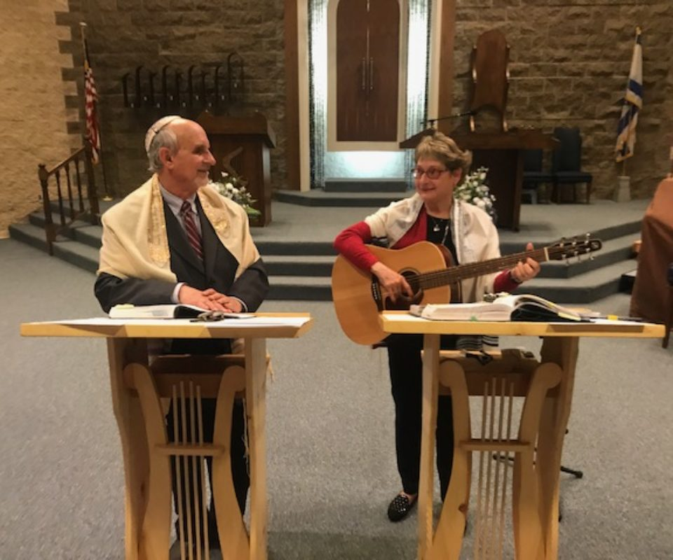 Leading Shabbat Service